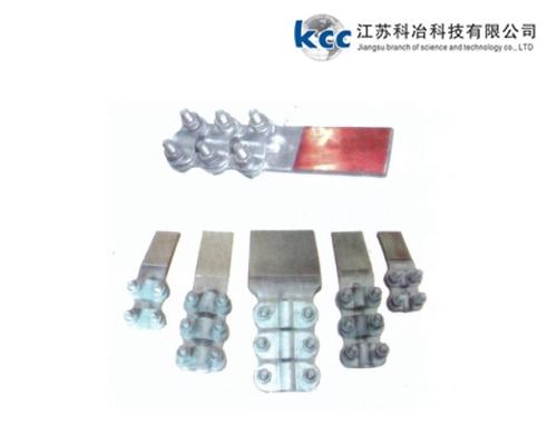 螺栓型铝铜过渡设备线夹