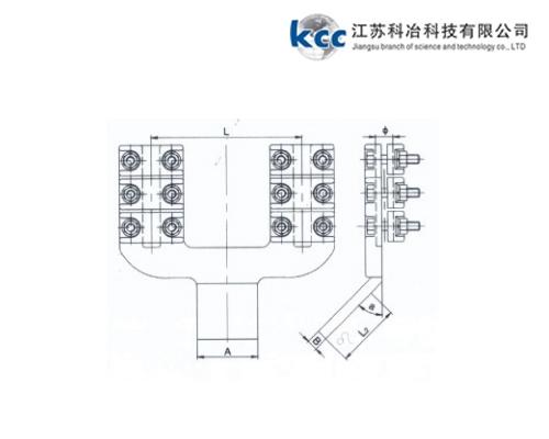 耐热导线/大截面双导线螺栓