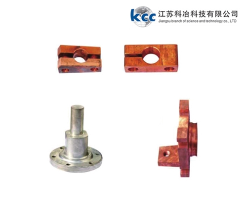 武汉铜铝导电件.硬软连接