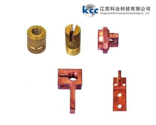 铜铝导电件.硬软连接